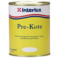 Interlux Brightside Pre-Kote, White, Gallon