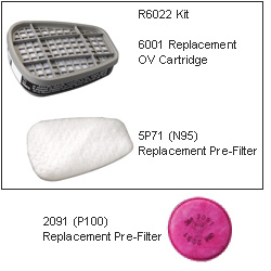 5000- and 6000-Series Replacement Parts