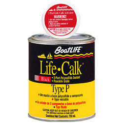 Boatlife Polysulfide Caulk Sealant - 2-Part Quart