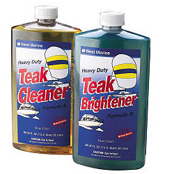 Heavy Duty Teak Cleaner Kit