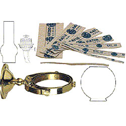 Replacement Parts for Brass Lamps