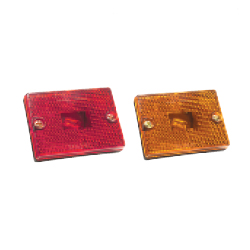 Economy Stud Mount Sidemarker/Clearance Lights