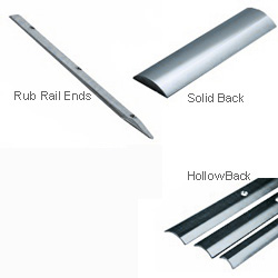 Stainless Steel Rub Rail