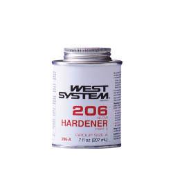 West System #206-A Slow Hardener, 0.44pt.