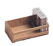 Seateak Teak CD Rack Sale $49.99 SKU: 126245 ID# 62520 UPC# 814154011436 :