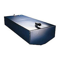 Rds Manufacturing V-Bottom Aluminum Fuel Tank - 40GA