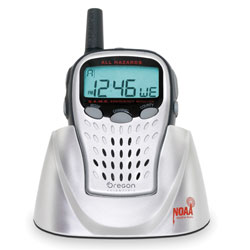 Emergency Portable Weather Radio