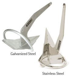 Rocna Anchors 440lb. Galvanized Anchor, *, 74.8