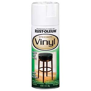 Vinyl Spray, White, 11oz.