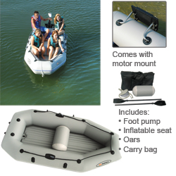 Solstice 4-Person Dinghy