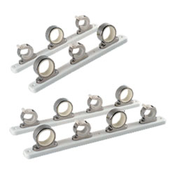 TACO Rod Hanger Rack, 3 Rod