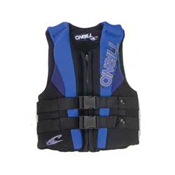 Assault Watersports Life Vest, Youth, 50-90lb.