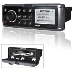 MS-IP600G True Marine Stereo with Built-in iPod Dock & Bluetooth Receiver