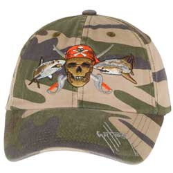 Pirate Shark Youth Hat