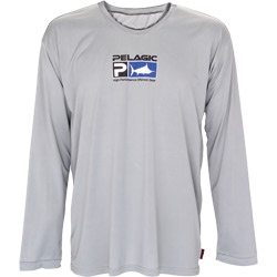 Men's Aquatek Long-Sleeved Tee