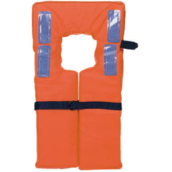 Type I Commercial Life Jacket, Adult, Over 90lb.