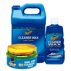 #50 One-Step Cleaner/Wax