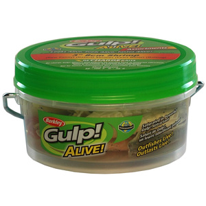"Gulp!® Alive!® Shrimp Fishing Bait, 3"", 11 oz."