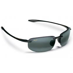 Maui Jim Ho'okipa +2.0 Reader Sunglasses, Glossy Black/gray Frames with Neutral Gray Lenses Sale $229.00 SKU: 10445955 ID# G807-0220 UPC# 603429012267 :