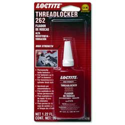 Threadlocker 262 Sealant
