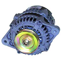 Alternator - 7SI/70 Amp, Hinge Mount, Single Groove Pulley for Mercruiser Stern Drives