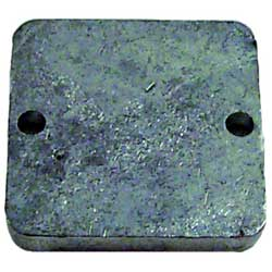 Zinc Anode for Mercruiser Stern Drives