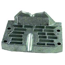 Zinc Anode for OMC Sterndrive/Cobra Stern Drives