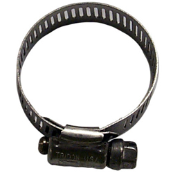 "18-7311 Hose Clamp - 3/4"" to 1 3/4"" Diameter Std. # 020"