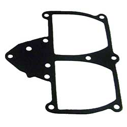 Transfer Port Cover Gasket for Mercury/Mariner Outboard Motors (Qty. 3 of 18-2838)