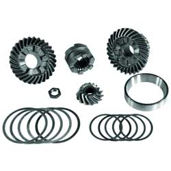 Complete Gear Set 4-cyl for Mercury/Mariner Outboard Motors