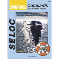 Seloc Manual for Evinrude 1990-2001