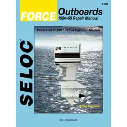Seloc Manual-Force Outboards 1984-1999