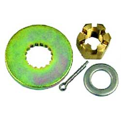 Prop Nut Kit for Suzuki Outboard Motors, For: V-6