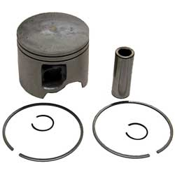 Piston Kit .50mm OS Starboard for Yamaha Outboard Motors