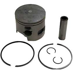 Pistons & Rings - Port for Yamaha Outboard Motors