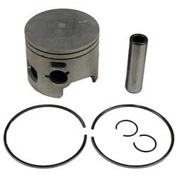 Pistons & Rings - Starboard for Yamaha Outboard Motors