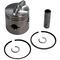 Piston Kit for Mercury/Mariner Outboard Motors