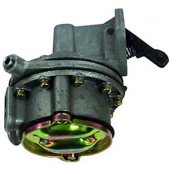 Fuel Pump - Flange I.D. #41417, M73019 for Crusader Inboards