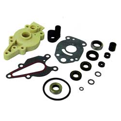 Lower Unit Seal Kit for Chrysler Force Outboard Motors, replaces: Chrysler Force 26-41365A3