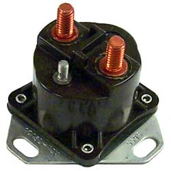 Solenoid for Johnson/Evinrude Outboard Motors