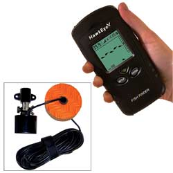 Fishfinder, Portable Hand Held