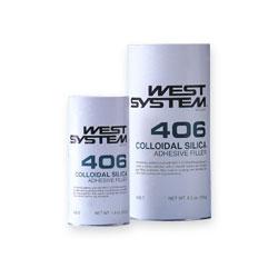 West System 406-B Colloidal Silica, 10lb. Sale $264.99 SKU: 10658573 ID# 406B UPC# 811343011529 :