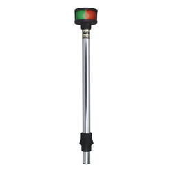 Removable Bi-Color Pole Light