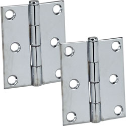Removable-Pin Butt Hinges