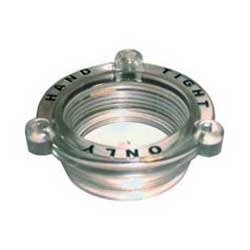 "1-1/2"" PC Non-Metallic Strainer Cap"