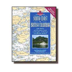 Exploring the South Coast of British Columbia, 3rd Edition