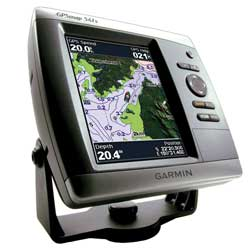 "5"" GPSMAP 541s Chartplotter / Sounder with No Transducer"