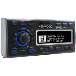 KMR-700U Marine iPod/iPhone/USB Receiver