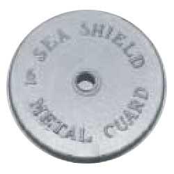 Sea Shield Marine Anode Bolt-on 4 Circle, Zinc Sale $35.99 SKU: 10909273 ID# ZEP-B-4 :