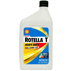 Rotella T SAE 15/40 Engine Oil, 1 Quart